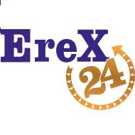 Erex24.sk – Zľava 3€ pri nákupe nad 50€